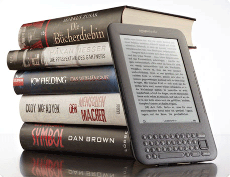 Amazon-Kindle (Quelle: Amazon.de)