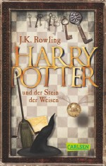 Harry Potter, Band 1- Harry Potter und der Stein der Weisen